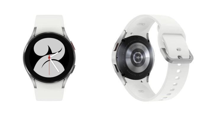 Samsung <a href='https://meuspy.com/tag/Espionar-Galaxy'>Galaxy</a> Watch 4 (Imagem: Reprodução/Amazon Canadá)
