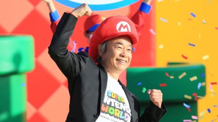 Shigeru Miyamoto, diretor representativo da Nintendo (Imagem: Divulgação/Nintendo)