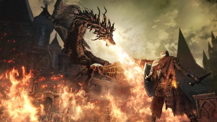 Dark Souls 3 recebe FPS Boost no Xbox (Imagem: Divulgação/Bandai Namco)