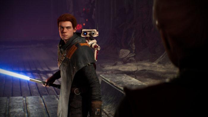 Star Wars é parte das promoções do Xbox (Imagem: Divulgação/EA)