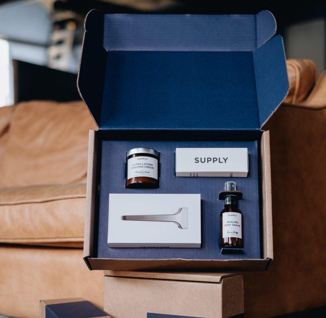 Signature box: Supply sends toiletries (Image: Supply/Unsplash)