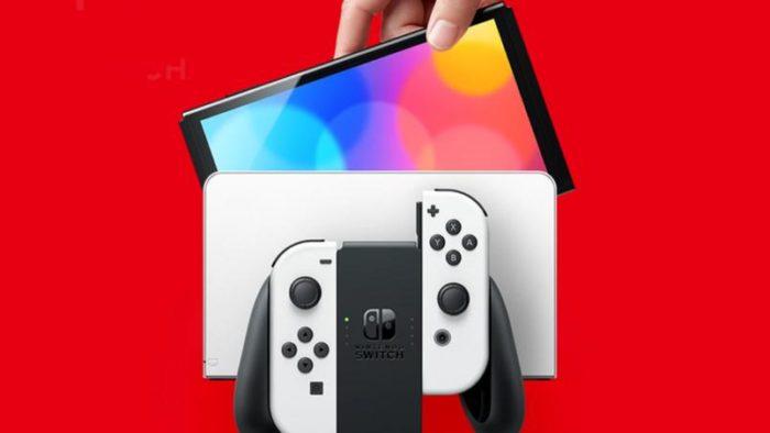 Nintendo nega rumores sobre Switch OLED ter margem de lucro maior