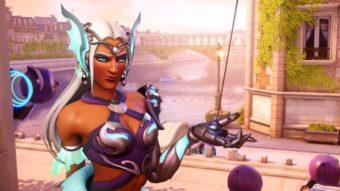 Jogos de Verão 2021 em Overwatch trazem skins para Symmetra, Ashe e Mei