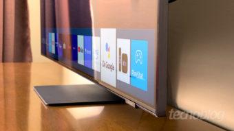 Samsung consegue fazer bloqueio remoto de TVs roubadas de lojas