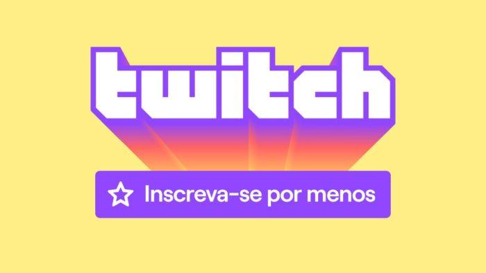 Twitch reduz preço de sub no Brasil (Imagem: Divulgação/Twitch)