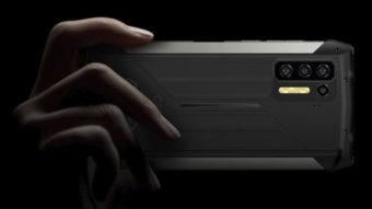 Ulefone Power Armor 13 é um celular com bateria gigantesca de 13.200 mAh