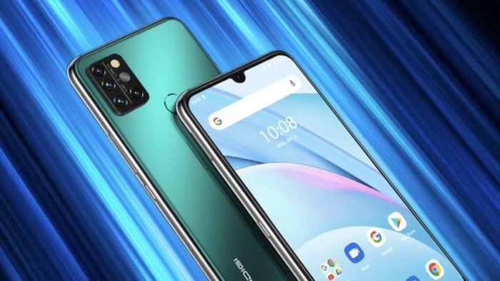 Umidigi A9 Pro or A9 Pro 2021? Their design is the same (Image: Disclosure)
