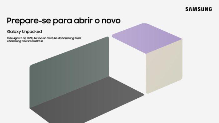 Samsung Unpacked (Imagem: Divulgação/Samsung)
