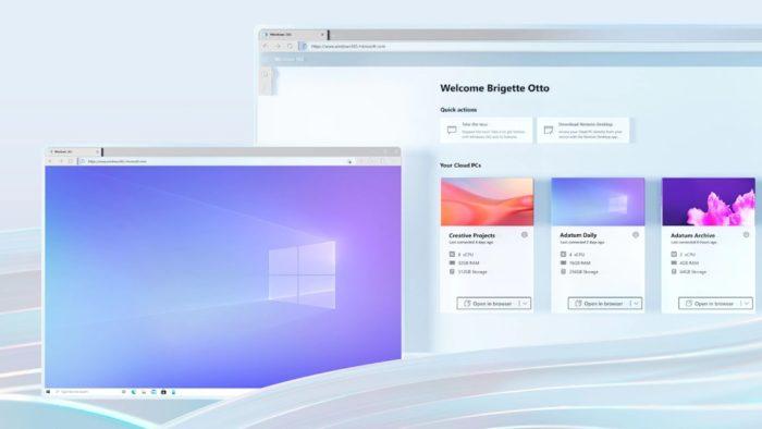 Windows 365 (Imagem: Divulgação/Microsoft)