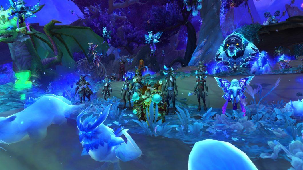 World of Warcraft : Shadowlands (Imagem: Murilo Tunholi/Tecnoblog)