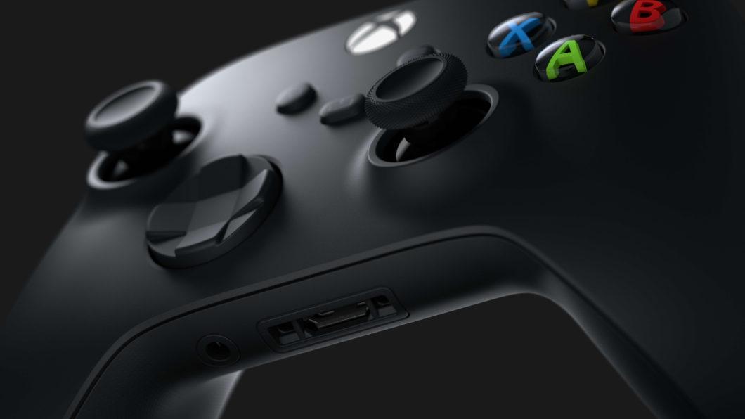 Xbox Controller (Imagem: Divulgação/Microsoft)