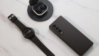 Galaxy Z Fold 3, Galaxy Watch 4 e mais: tudo que a Samsung anunciou hoje
