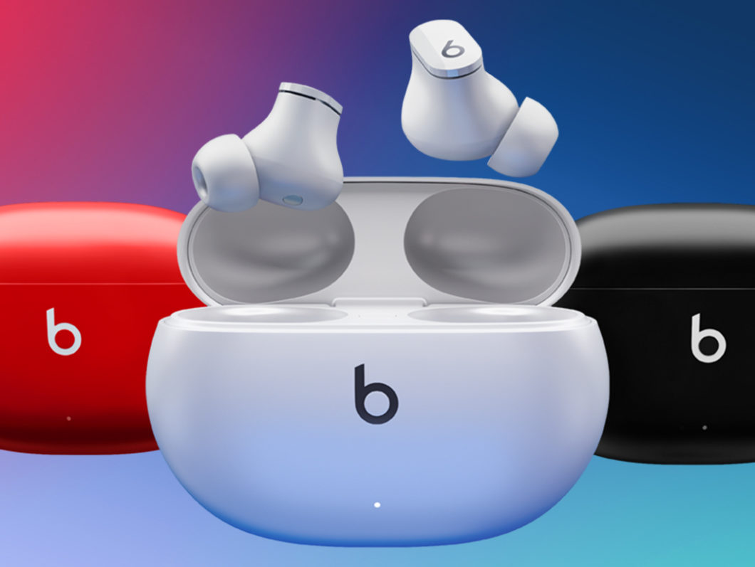 Beats Studio Buds (Imagem: Divulgação/Beats)