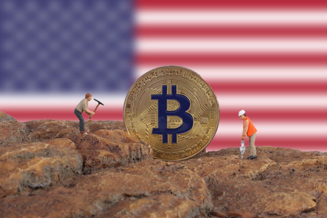 Estados Unidos é um dos principais destinos dos mineradores de bitcoin (Imagem: Jernej Furman/ Flickr)