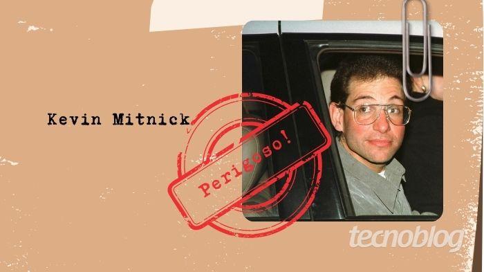 Kevin Mitnick (Imagem: Leandro Kovacs/Tecnoblog)