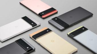 Google Pixel 6 será vendido sem carregador na caixa