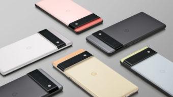 """Sem cerimônia, Google oficializa Pixel 6 e 6 Pro com chip próprio """"Tensor"""""""