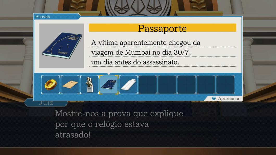 O passaporte usado como evidência em um dos casos ganhou o visual do documento brasileiro (Imagem: Murilo Tunholi/Tecnoblog)