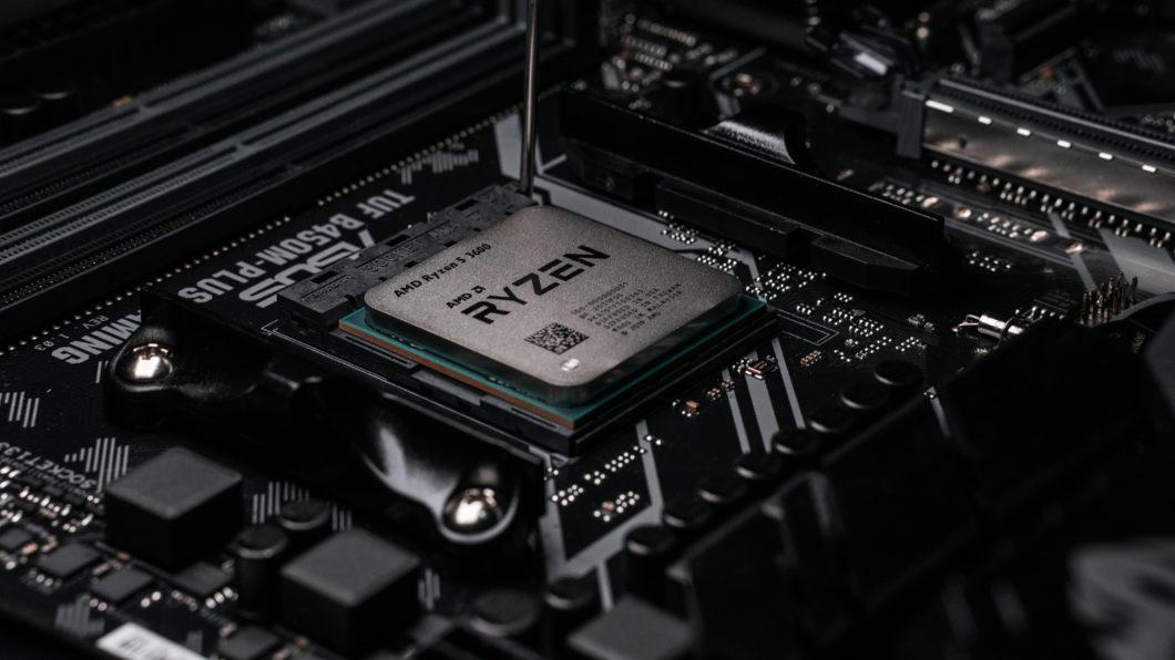 AMD Ryzen 5 3600 (Imagem: Luis Gonzalez/Unsplash)