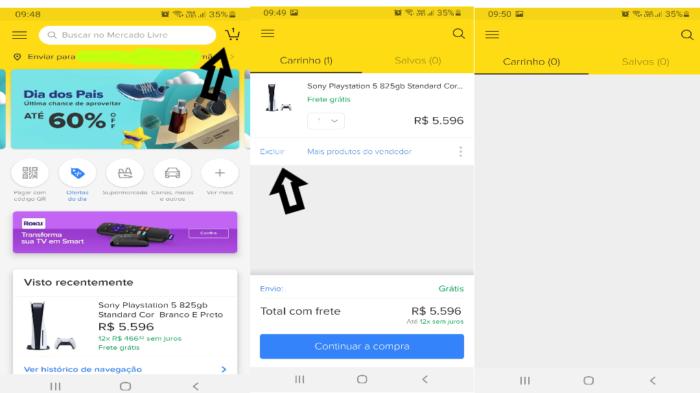 App Mercado Livre