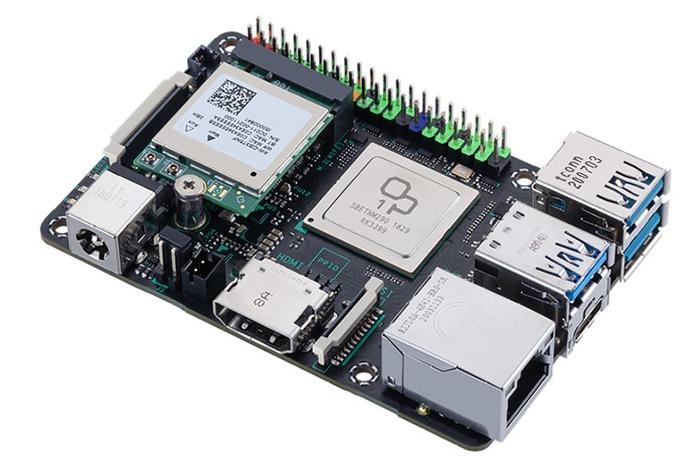 Tinker Board 2S (imagem: divulgação/Asus)