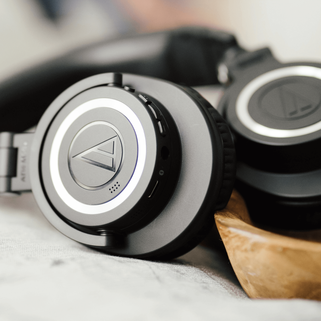 Fone Bluetooth Audio-Technica M50xBT2