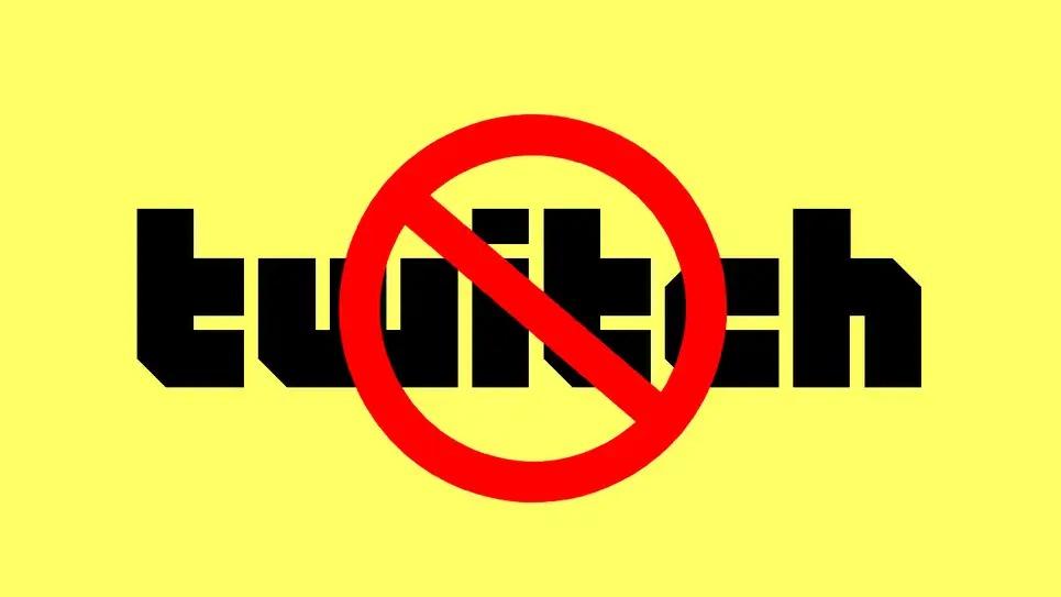 Streamers nos EUA também promovem boicote contra Twitch (Imagem: Reprodução/Kotaku)