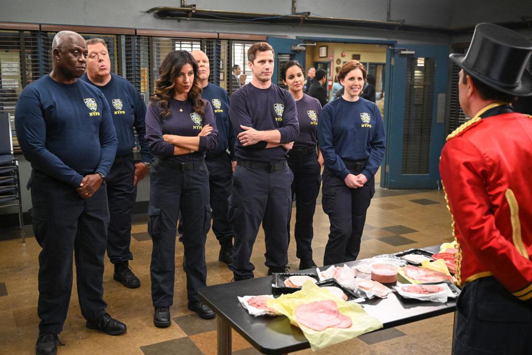 Brooklyn Nine-Nine: Temporada 7 (Imagem: Divulgação/Netflix)