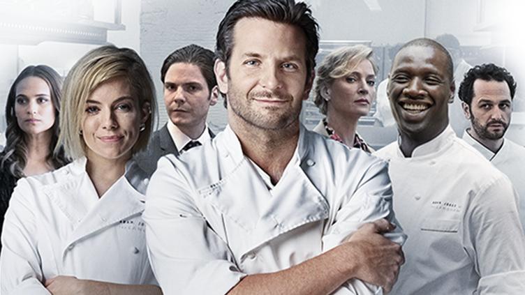 Filmes de gastronomia: Bradley Cooper em Burnt (Imagem: Reprodução/The Weinstein Company)
