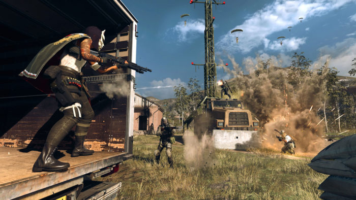 Call of Duty: Warzone will feature Clash mode with confrontations between squads of 50 players (Image: Disclosure/Activision)