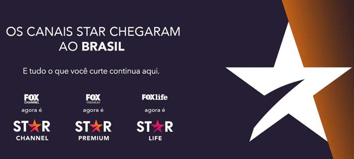 Canais Star trazem o legado da Fox (Imagem: Reprodução/Star Premium)