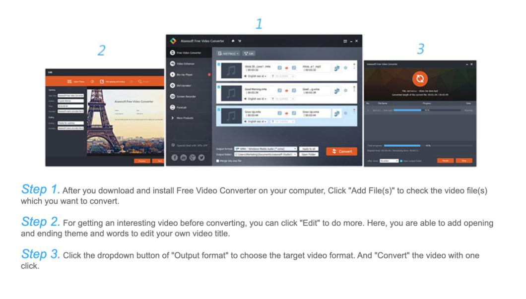 Aiseesoft Video Converter(Imagem: Divulgação)