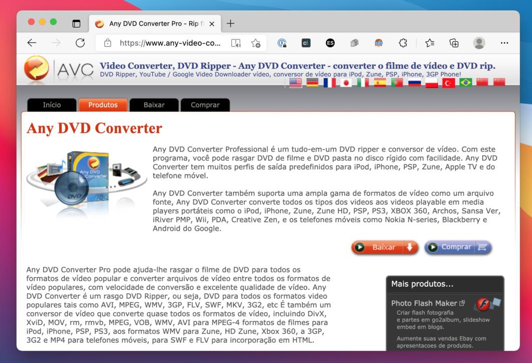Any Video Converter (Imagem: Divulgação)