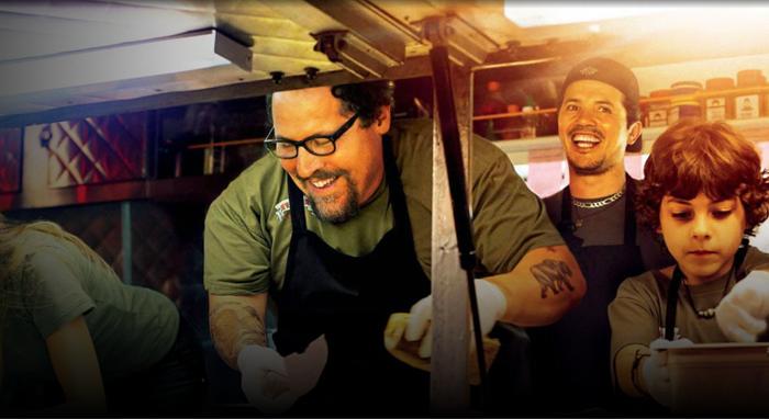 """Carl Casper se redescobre no filme de gastronomia """"Chef"""" (Imagem: Reprodução/Prime Video)"""