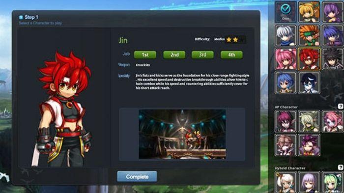 Como jogar GrandChase (Imagem: Steam/Divulgação)
