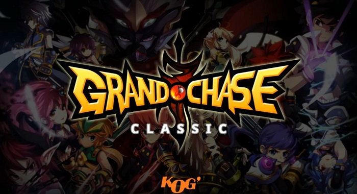 GrandChase (Imagem: KOG/Divulgação)