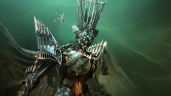 Destiny 2: A Bruxa-Rainha chega em fevereiro de 2022 com criação de armas