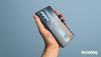 Motorola Edge 20 Pro: indo além da própria tela
