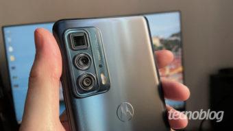 Motorola lança linha Edge 20 no Brasil com preços de até R$ 4.999