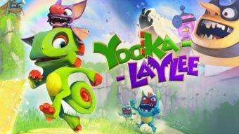 Yooka-Laylee e Void Bastards estão de graça na Epic Games Store