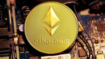 Ether ultrapassa US$ 4 mil, maior preço desde maio