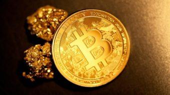 Bitcoin retorna aos US$ 46 mil em meio à desvalorização do ouro