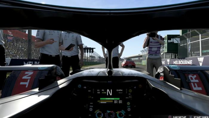 Como jogar F1 2021