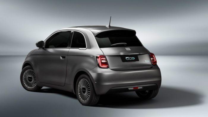 Novo Fiat 500e elétrico (Imagem: Reprodução/Stellantis)