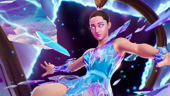 Ariana Grande estará em Fortnite (Imagem: Divulgação/Epic Games)