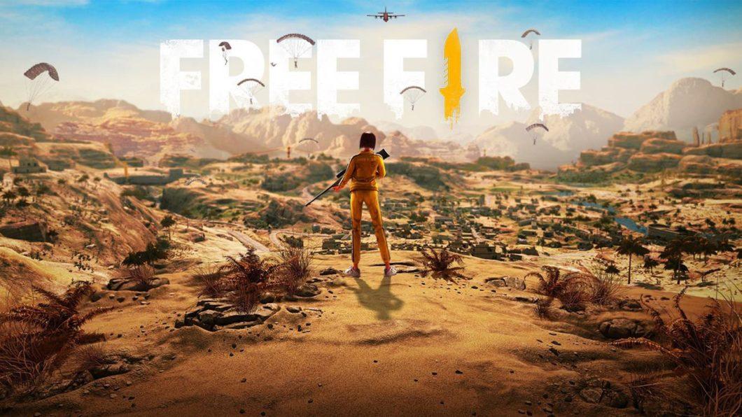 Free Fire (Imagem: Divulgação/Garena)