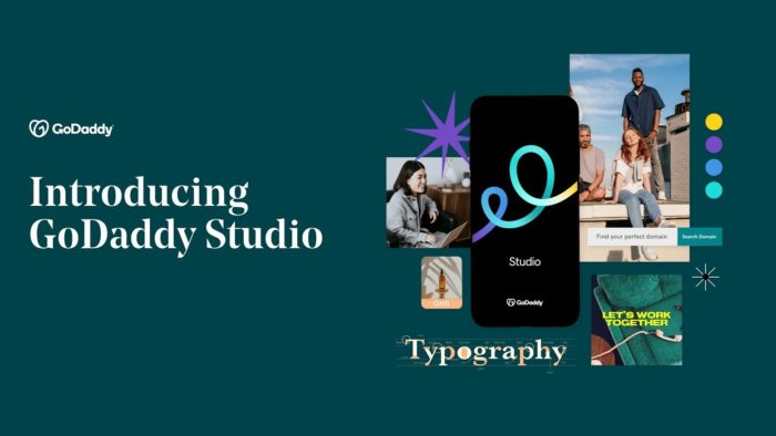 GoDaddy Studio para criar stories no Instagram