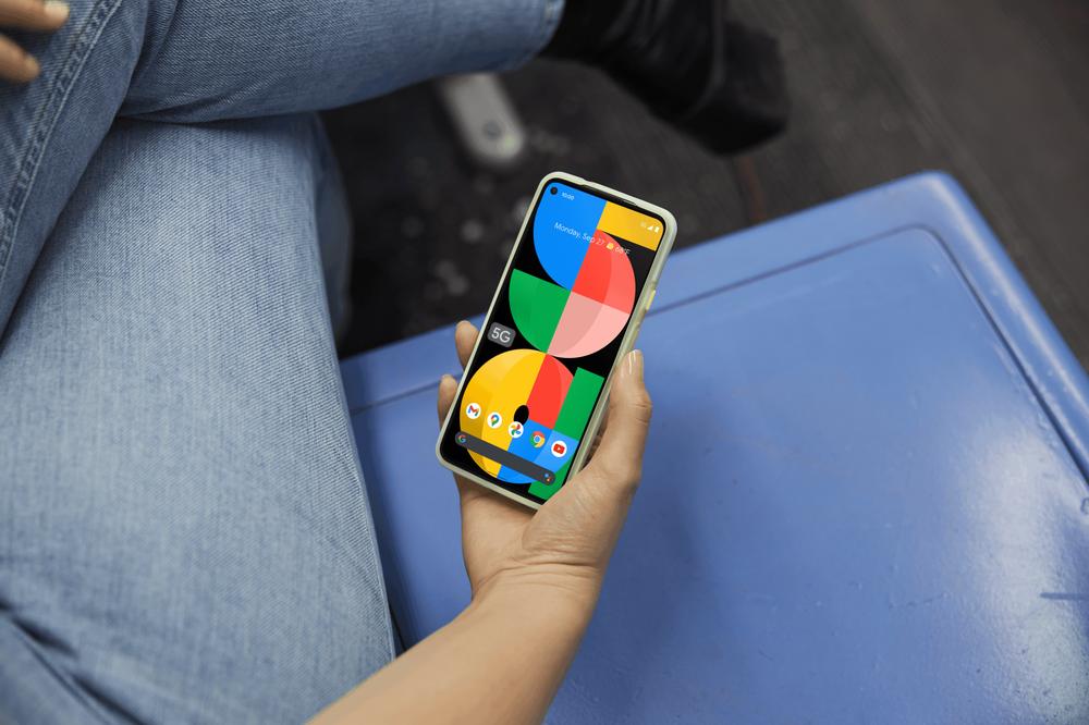 Google Pixel 5a 5G é oficializado com bateria maior (Imagem: Divulgação/Google)