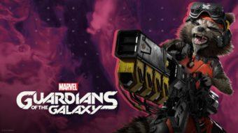 Guardiões da Galáxia mostra mais dos personagens do jogo