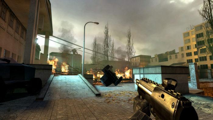 Half-Life 2: Update (Imagem: Divulgação/Filip Victor)